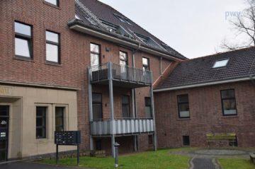 Hochwertige 2 Zimmer Obergeschosswohnung in Emden, 26721 Emden, Etagenwohnung